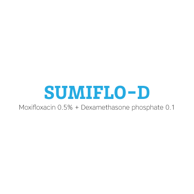 Sumiflo-D Eye Drop
