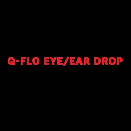 Q-Flo Eye/Ear Drop